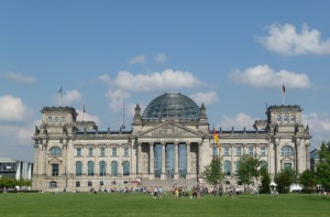 Photo Reichstag Building