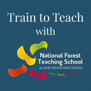 train to teach website banner