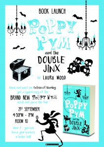 Poppy Pym and the Double Jinx Poster