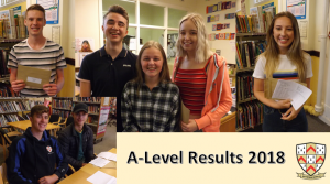 A Level Results 2018 compilation
